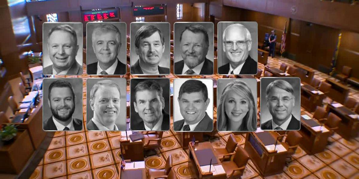 Oregon governor hunts down fleeing GOP senators trying to dodge climate change vote