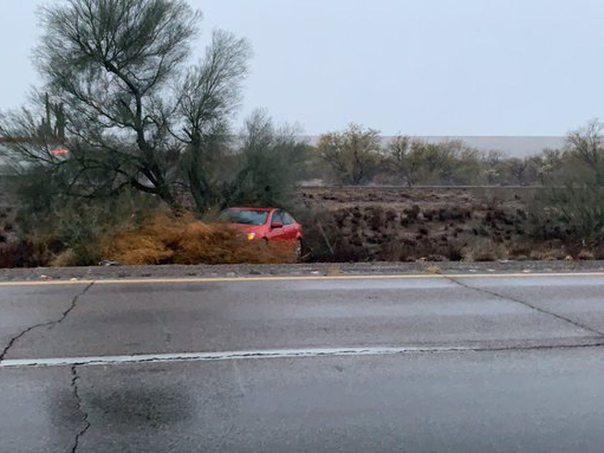 Multiple 'traffic incidents' on I-19 south of Tucson
