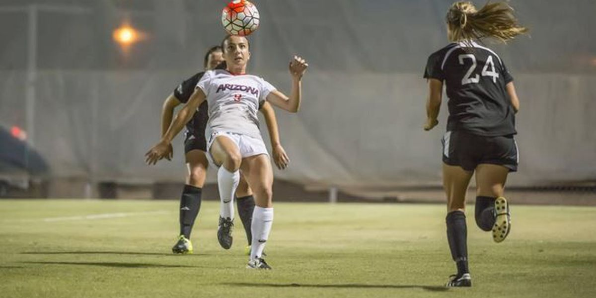 Stoian's Early Goal Lifts Arizona to 1-0 Victory