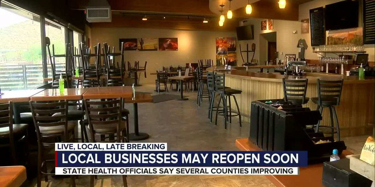 Pima County bars, gyms and movie theaters could reopen Thursday