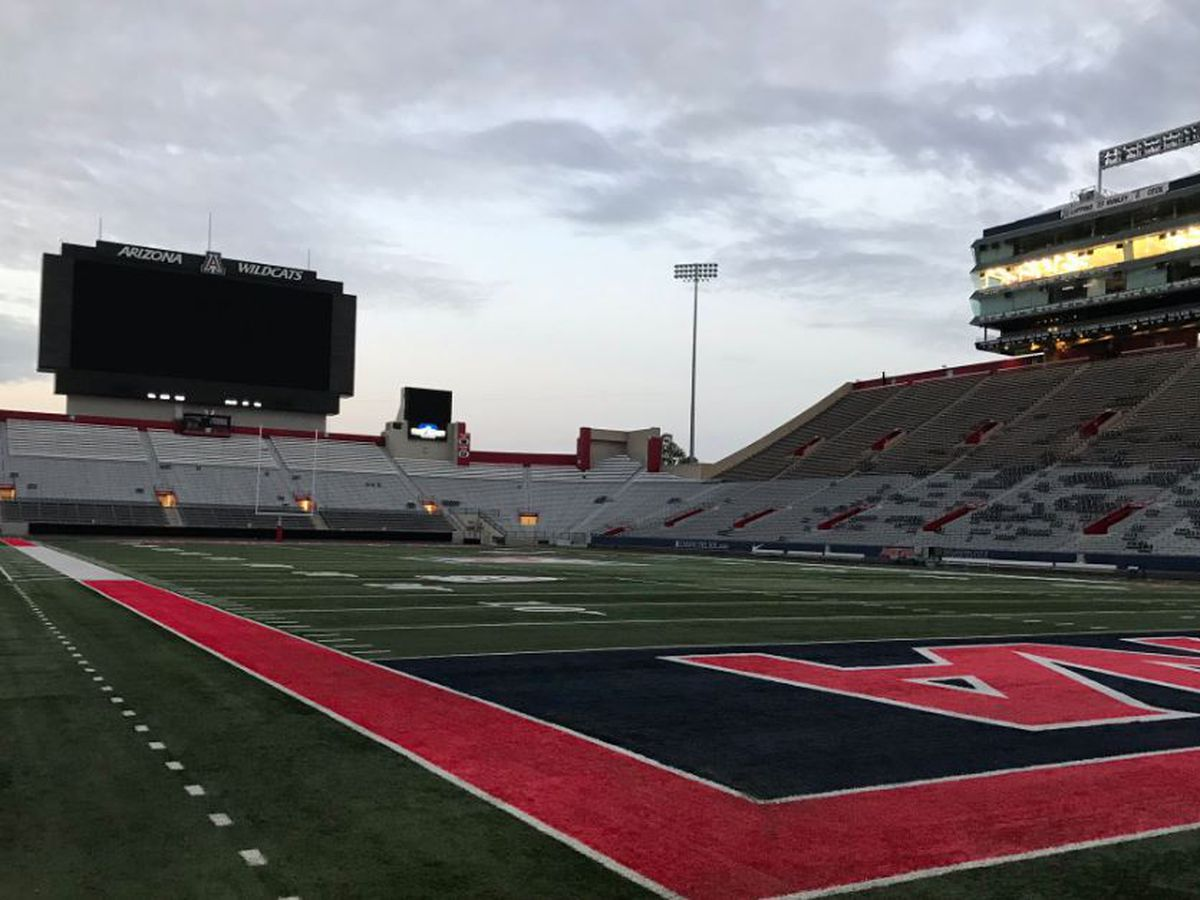 Football: Arizona adds Alabama to schedule in 2032, 33