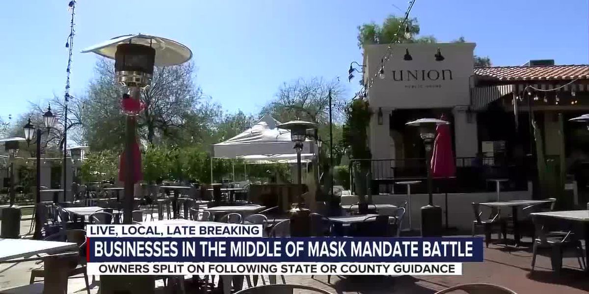 Confusion grows over mask requirements for businesses