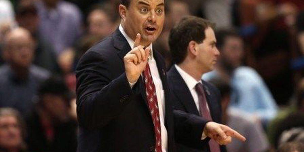 Wildcats coach Miller breaks silence following arrest of assistant in bribery scandal