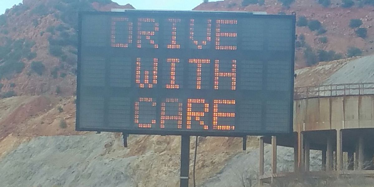 Cochise County is ready for this storm...are YOU??