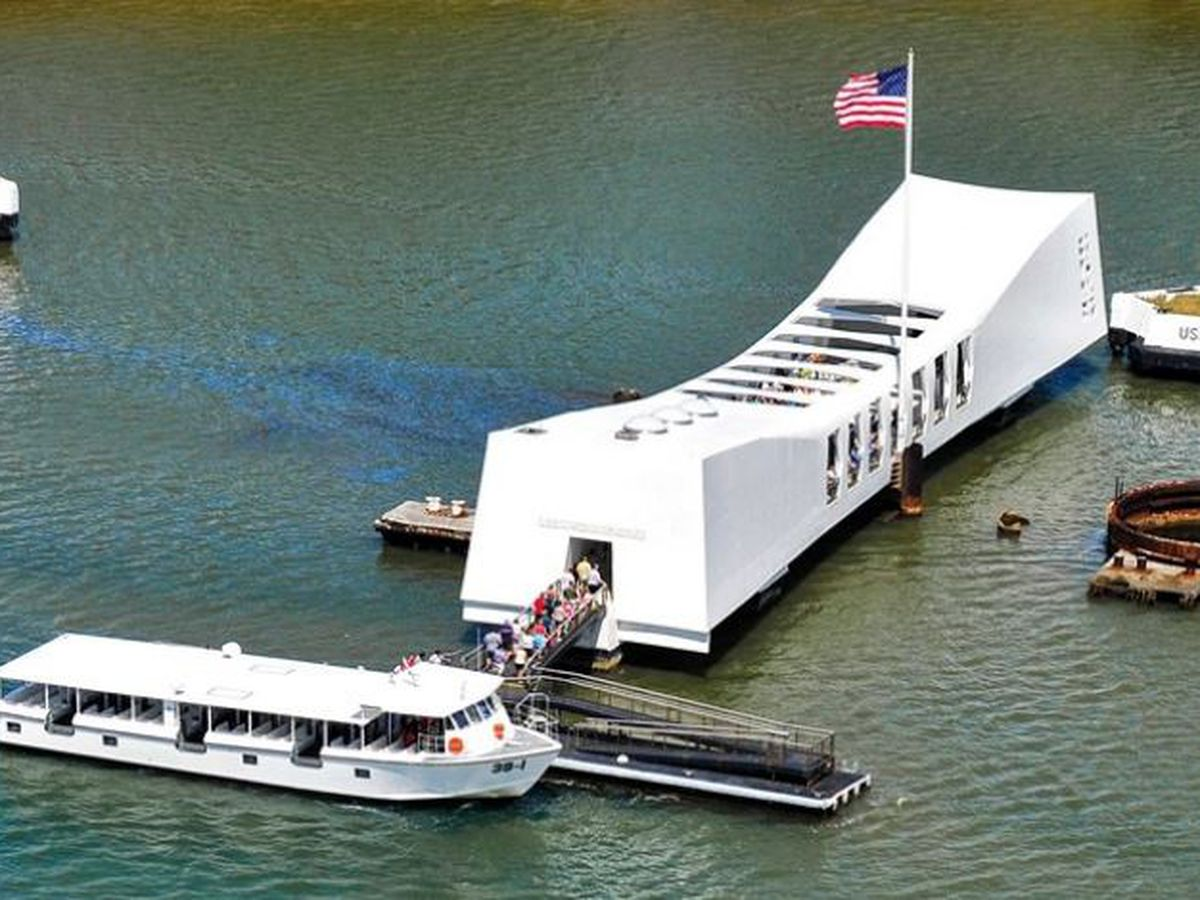 Survivors remember Pearl Harbor at home this year amid virus