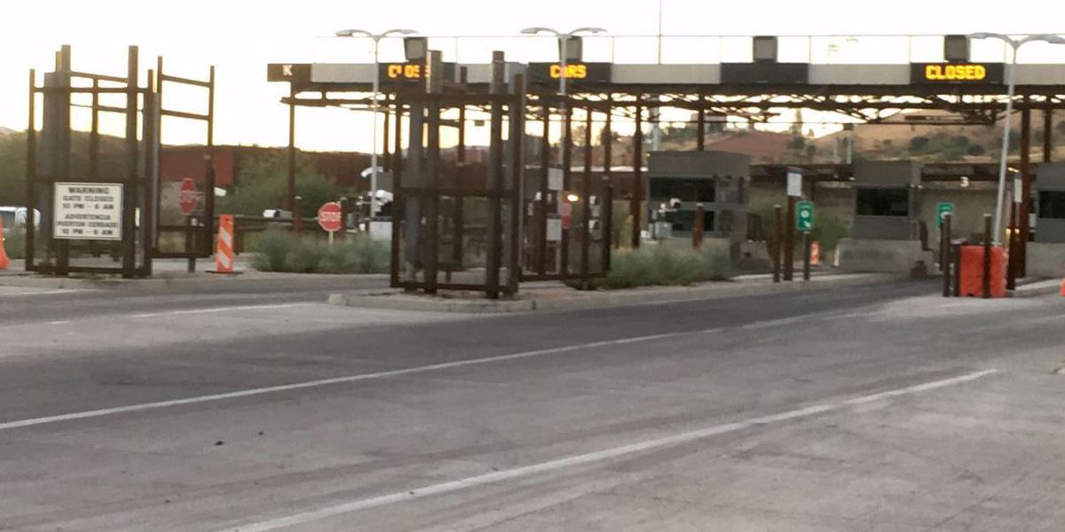 Mariposa Port of Entry opening more lanes