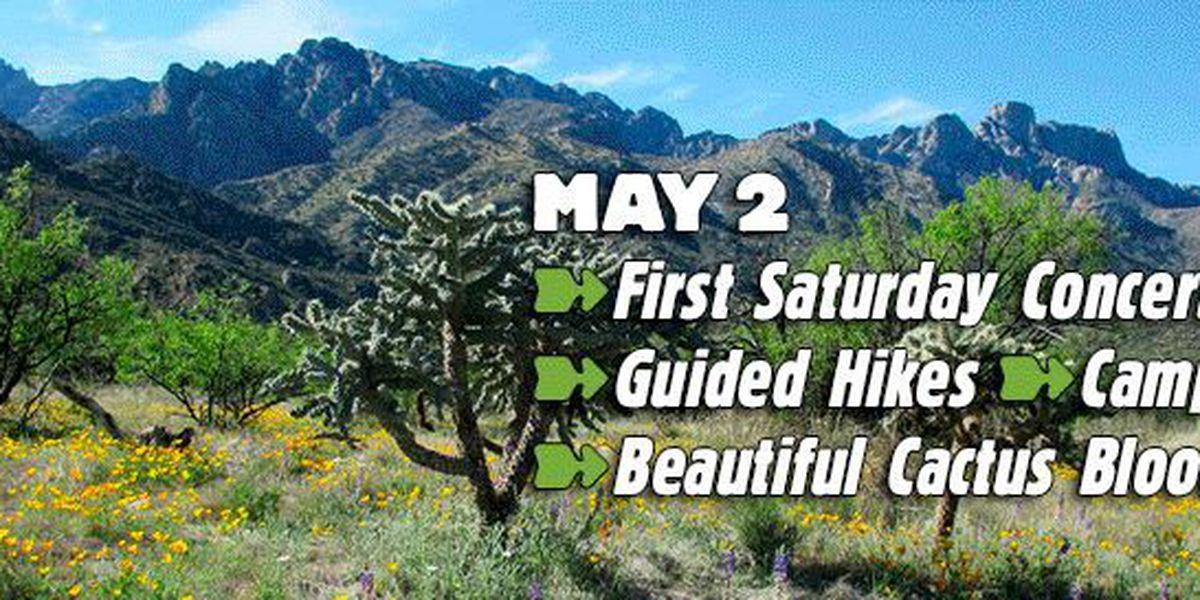 Catalina State Park First Saturdays concert series