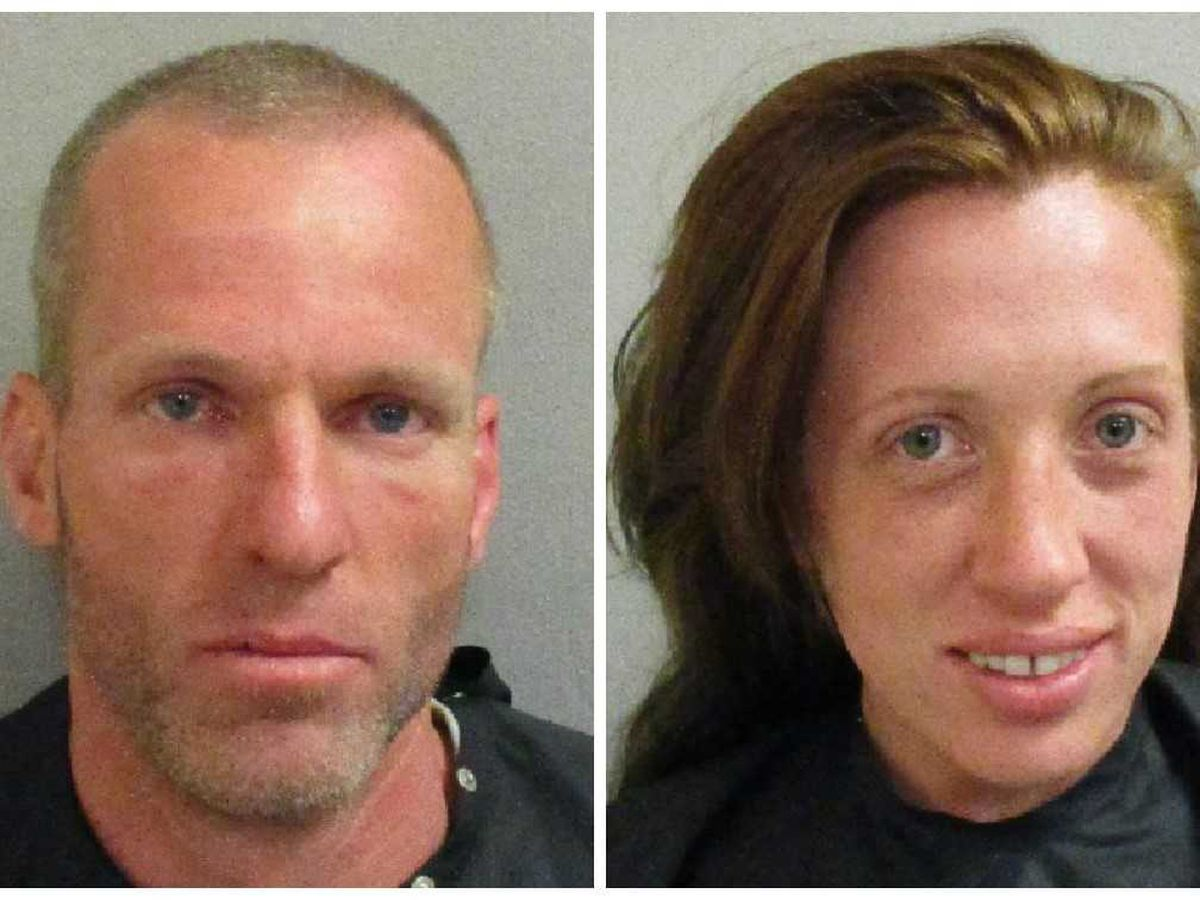 Authorities: Couple steals RV, tries to make break for Mexico
