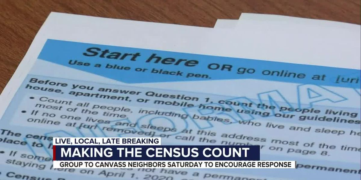 Census push