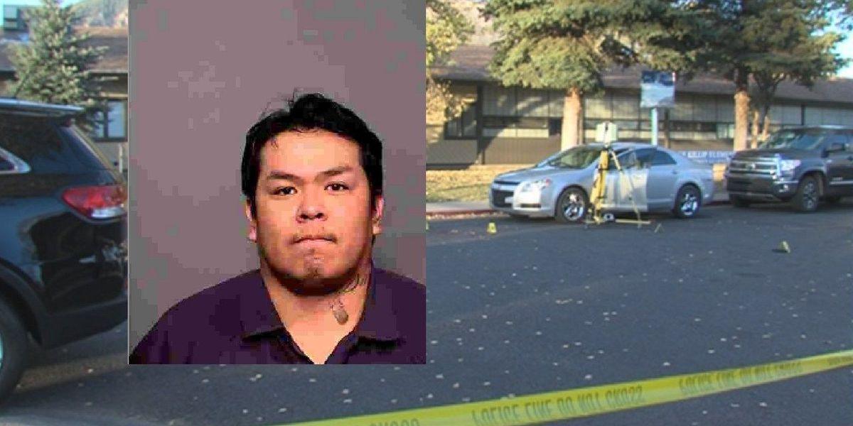 1 hombre asesinado en la escuela primaria Flagstaff