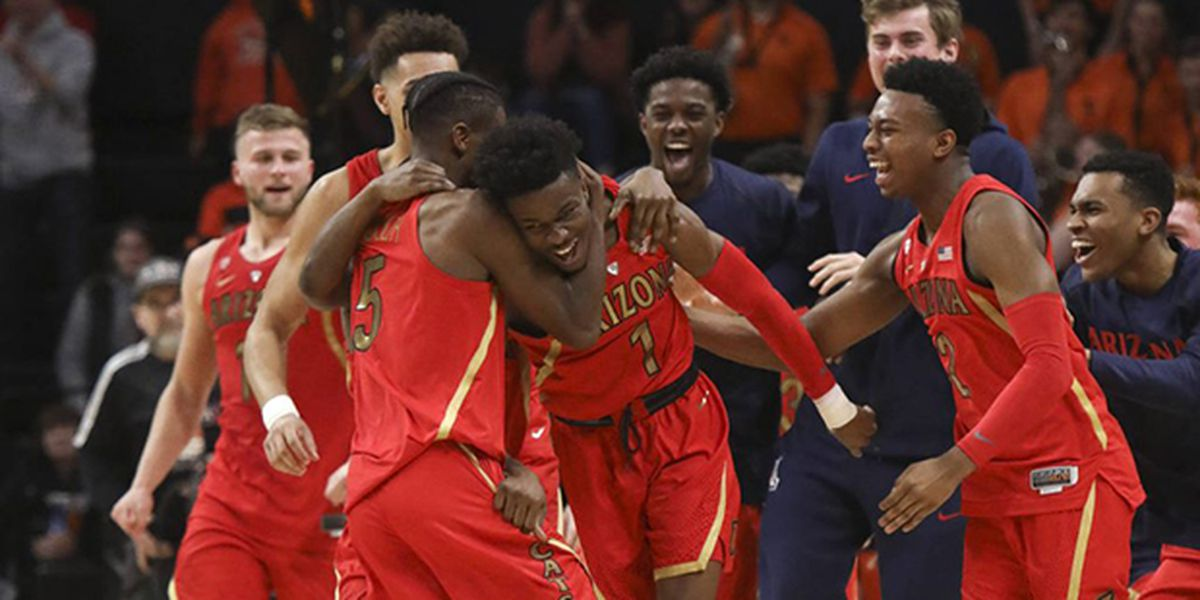 BEAR DOWN: Doutrive beats buzzer sending Wildcats past Oregon State