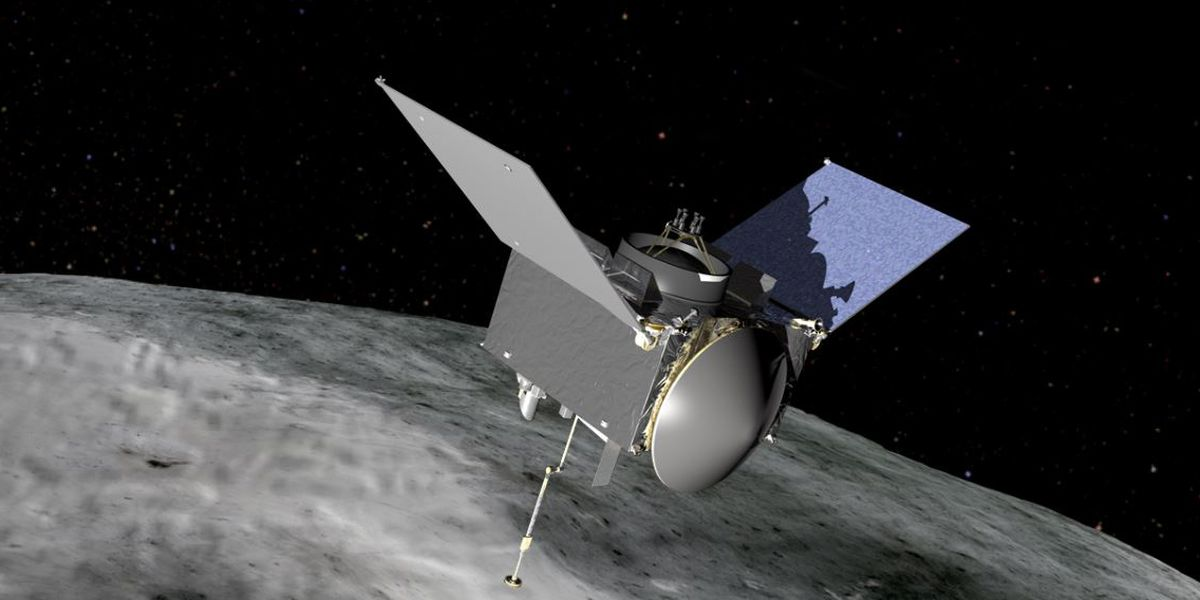 OSIRIS-REx prepares for final rehearsal before fall touchdown on asteroid