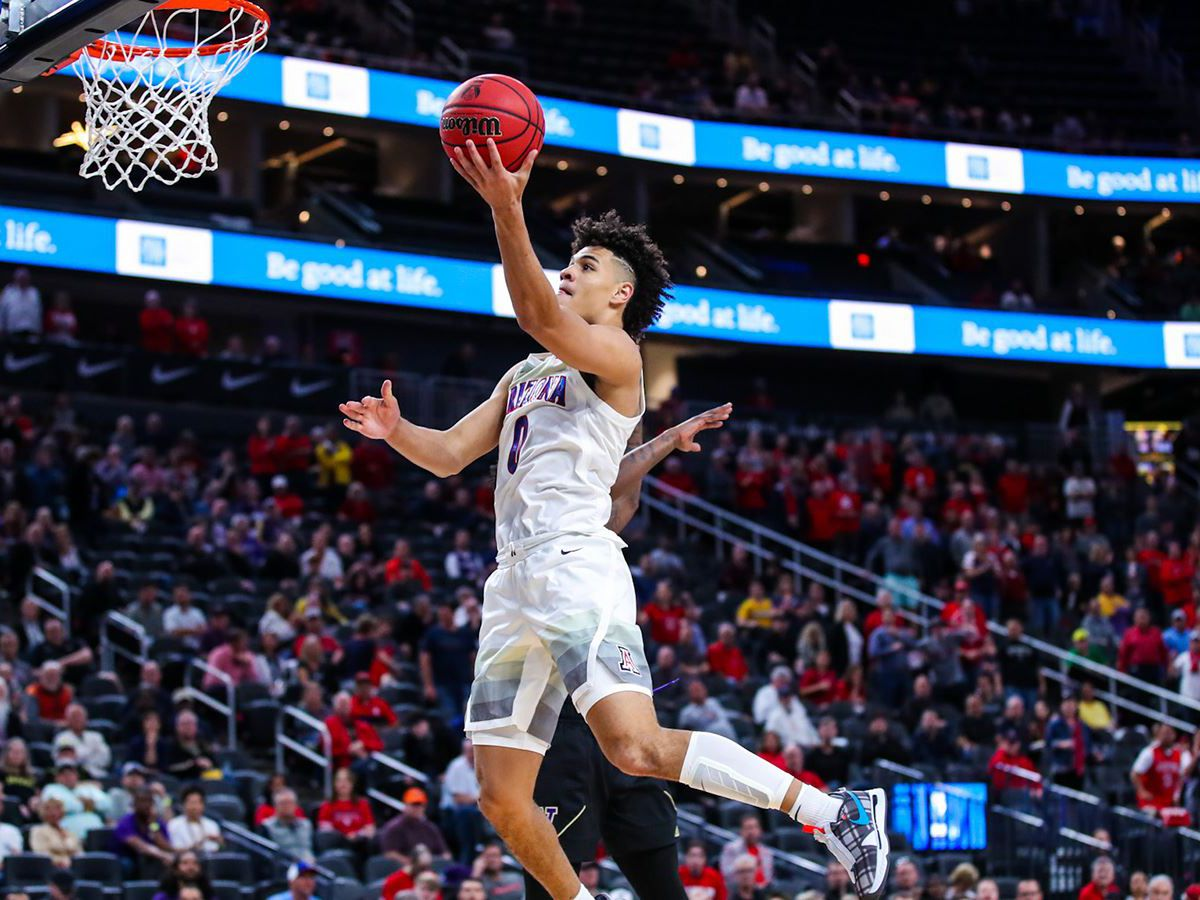 Arizona downs Washington, will face Southern Cal in Pac-12 quarterfinals