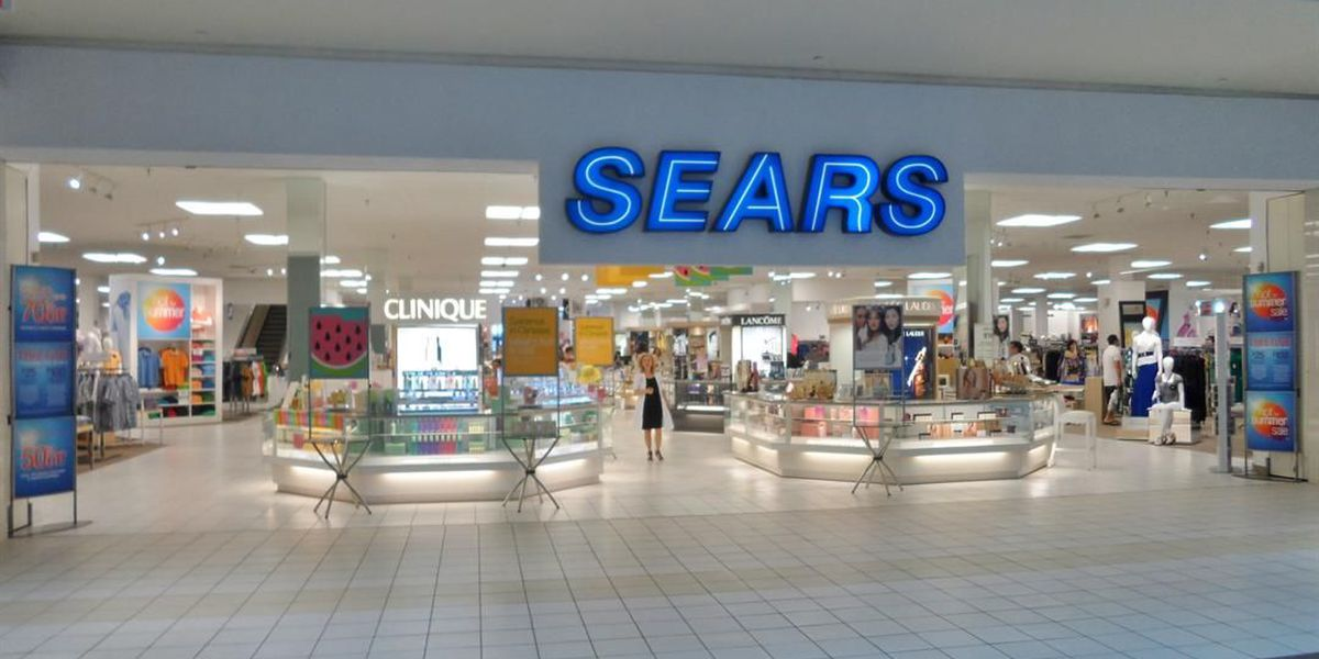 Sears store at Park Place Mall closing its doors