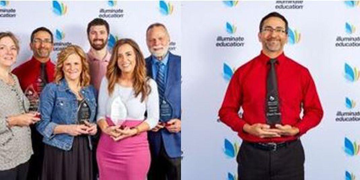 TUSD Instructional Coordinator honored as 'Illuminator of the Year'