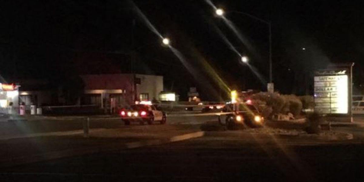 Fatal crash involving pedestrian closes midtown road
