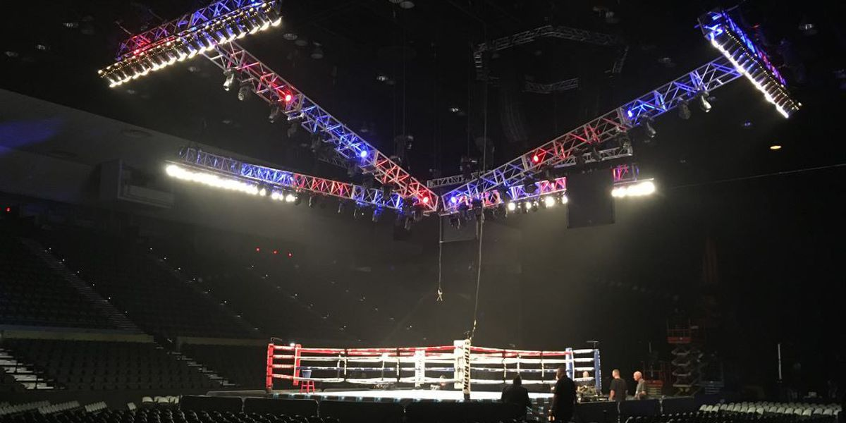 Championship boxing back in Tucson
