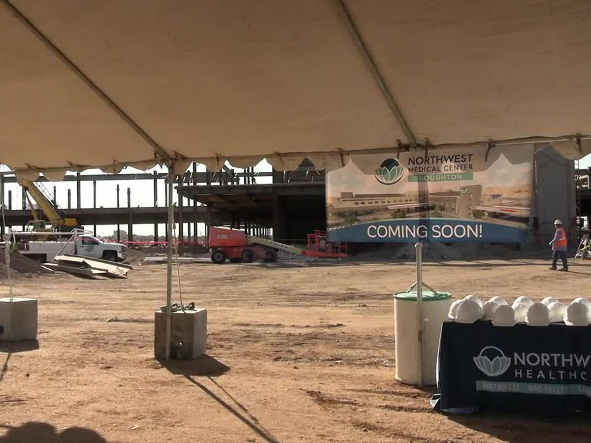 New Tucson east side hospital planned to open next fall