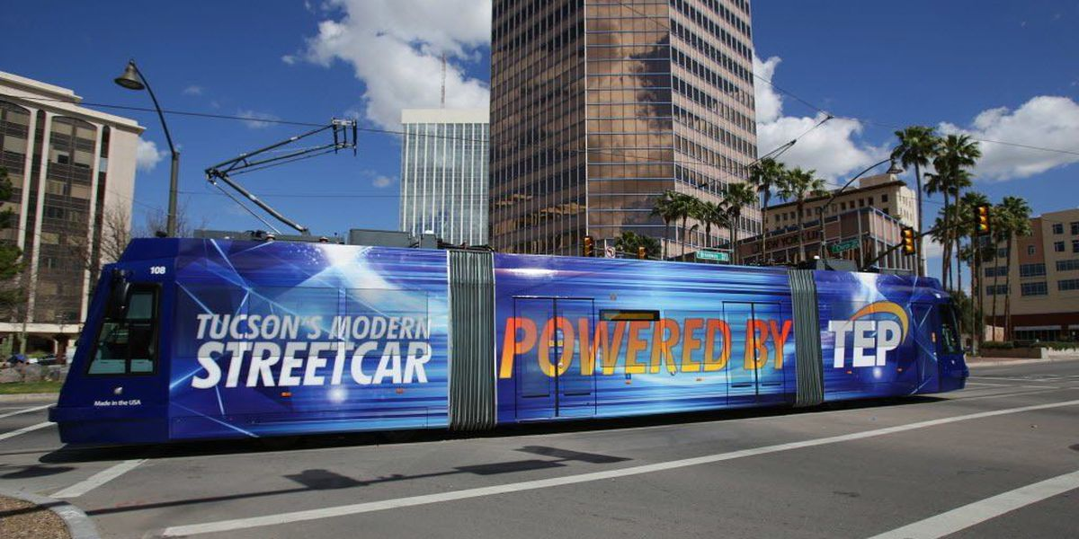 Sun Link streetcar celebrates 2 years, offering free rides