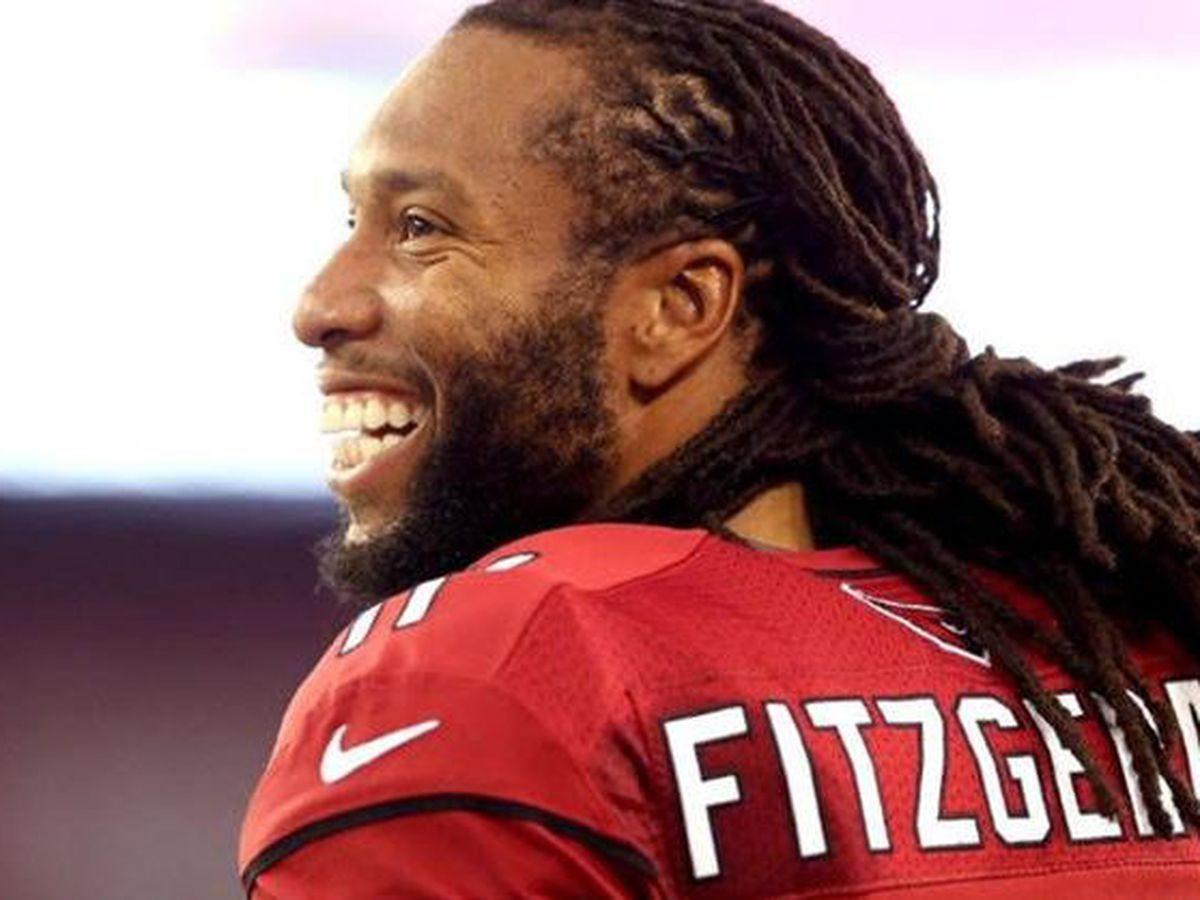 Cardinals: Larry Fitzgerald coming back for another season