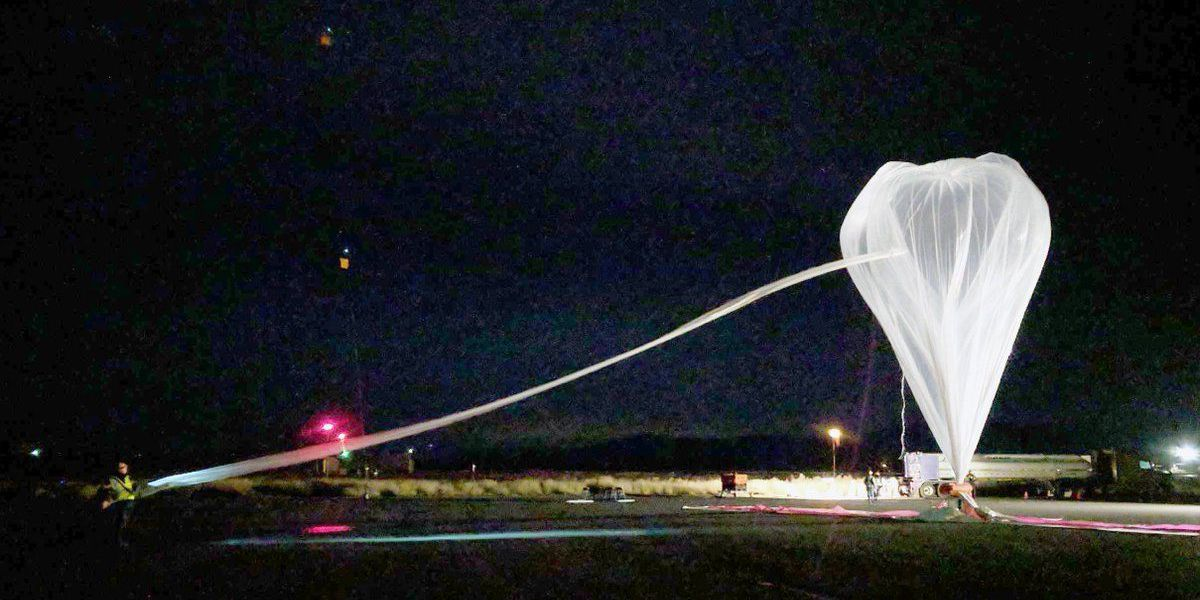 World View balloon explodes, shakes parts of Tucson