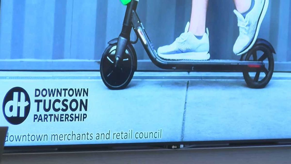 Tucson selects 2 companies to participate in pilot e-scooter program