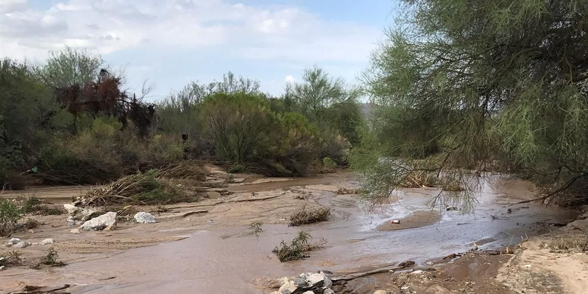 Pima Co. Flood Control: Preparing for monsoon a year-round task