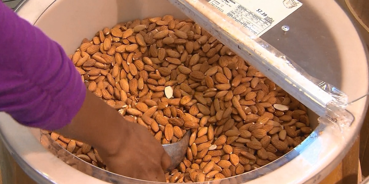 Go nuts: It's National Almond Day