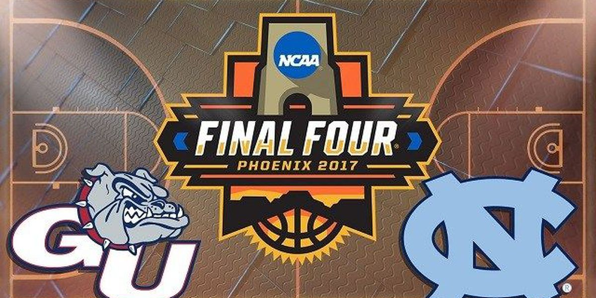 Gonzaga, N Carolina feature beastly bigs in NCAA title game