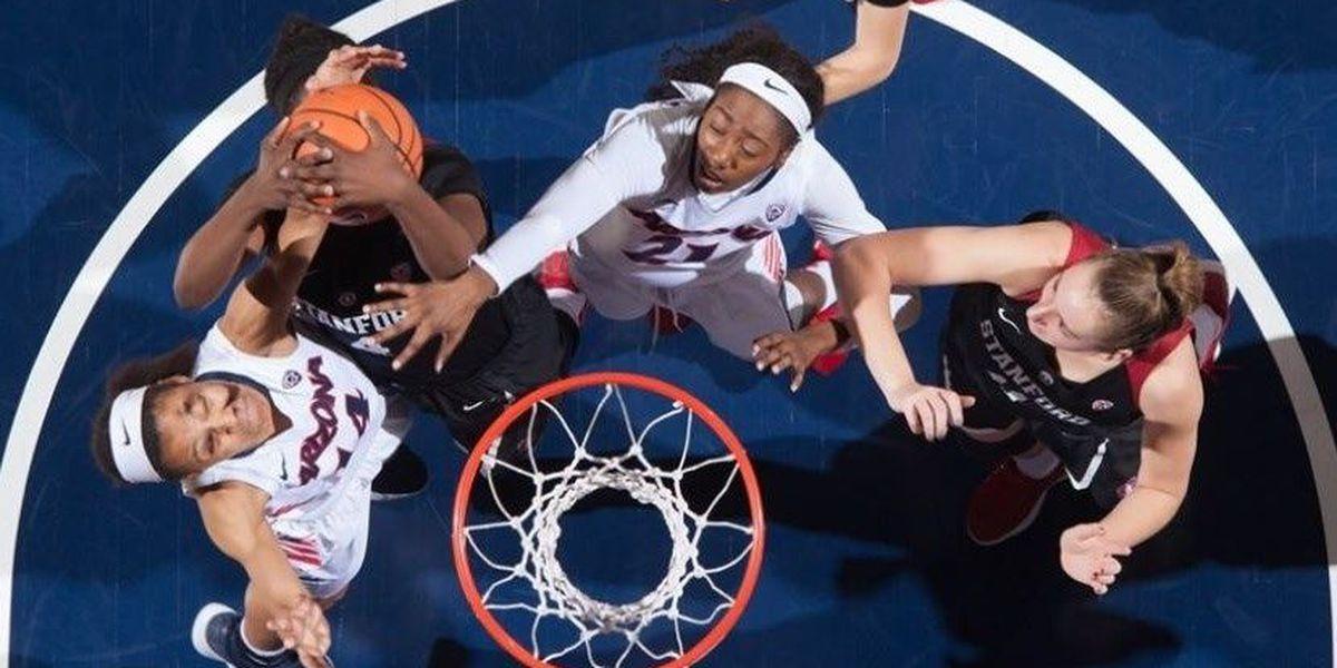 WBB: No. 24 Stanford knocks off Arizona 61-46