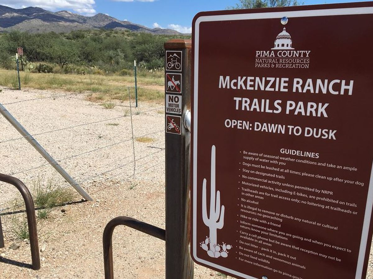 New Pima County mountain bike trails cause traffic concerns for residents
