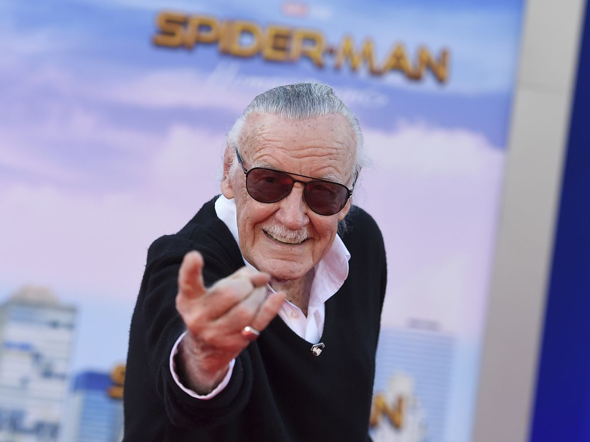 Stan Lee, superhero creator, comic book icon, dead at 95