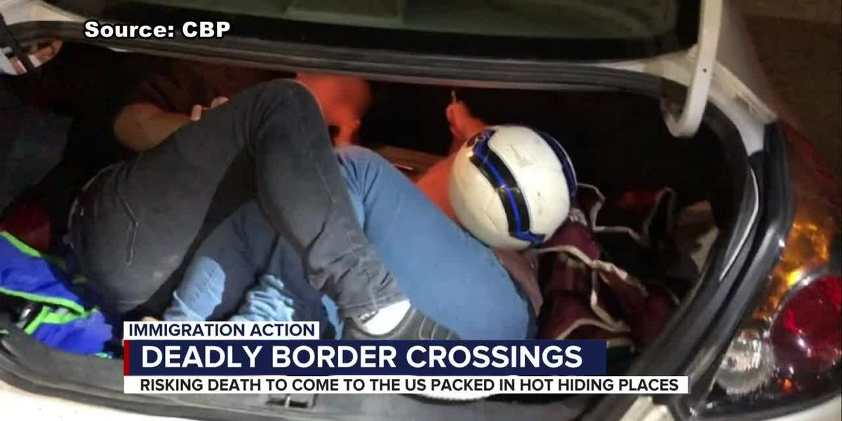 Border Patrol: Smuggling in summer heat can turn deadly quickly