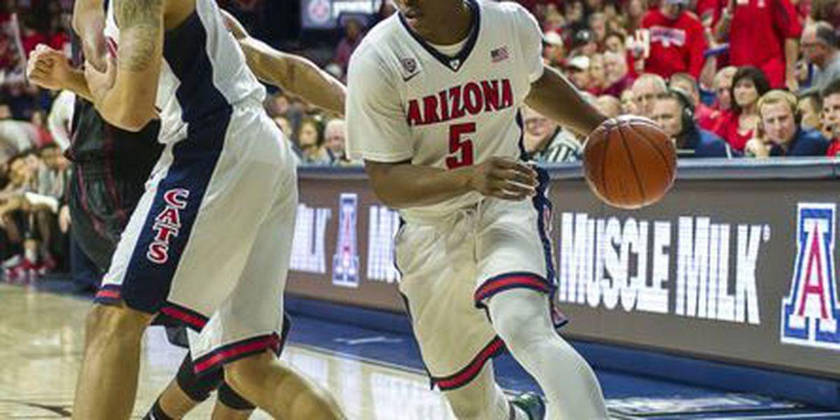 Arizona's Johnson Named Finalist for Julius Erving Award