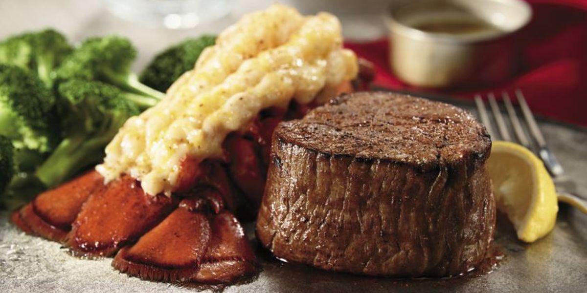 Flo's Filet & Lobster Tail - Longhorn Steakhouse