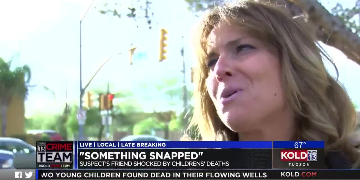 """""""Something snapped"""" suspect's friend shocked by childrens' death"""