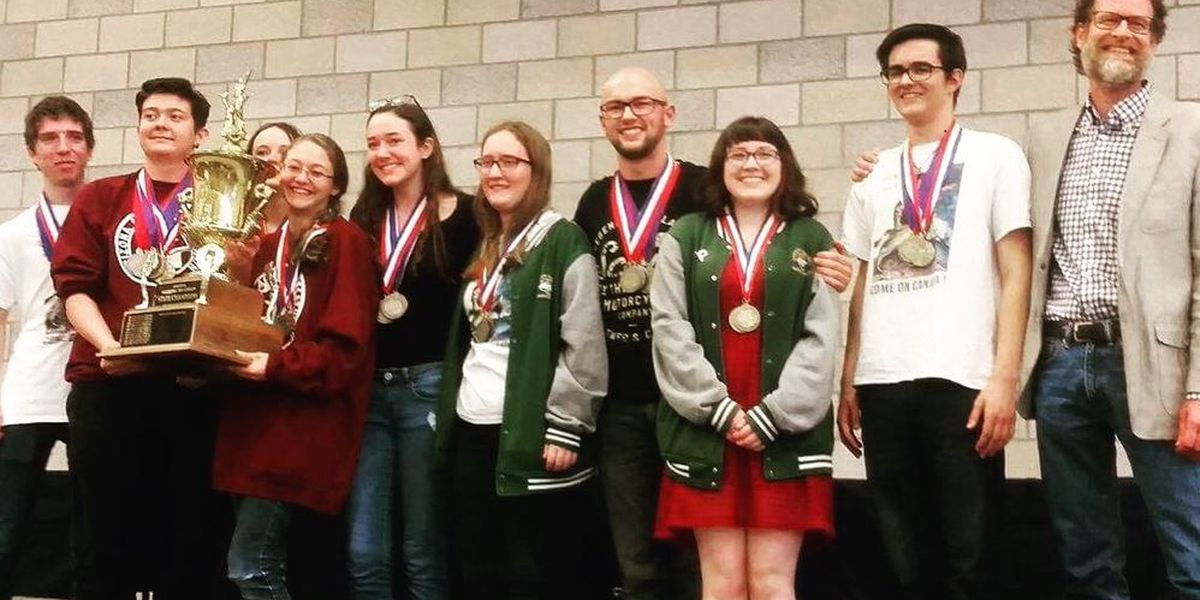 CDO crowned Academic Decathlon state champs for the 4th year in a row