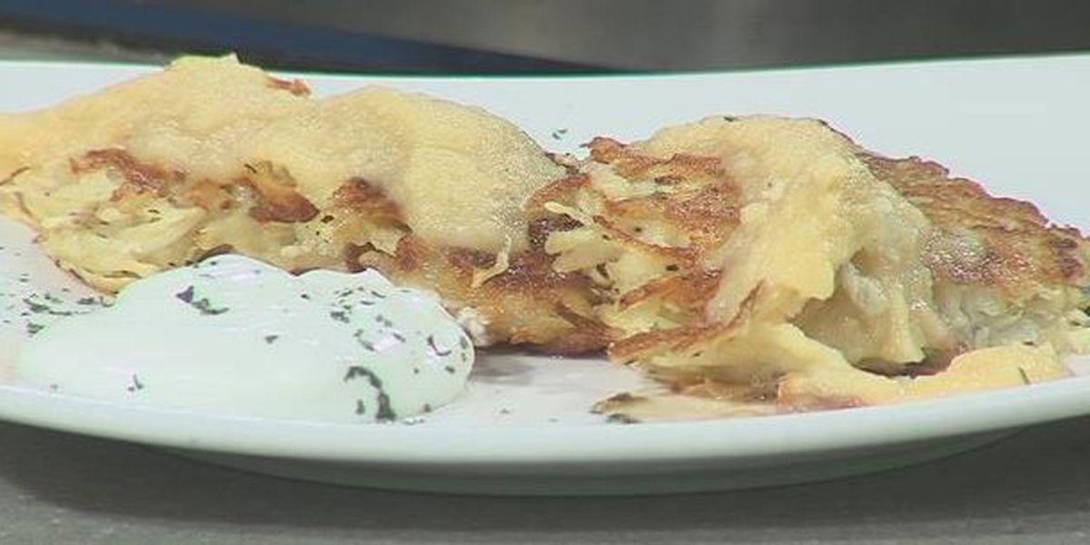 Gourmet Girls Gluten Free Bakery Bistro: Latkes