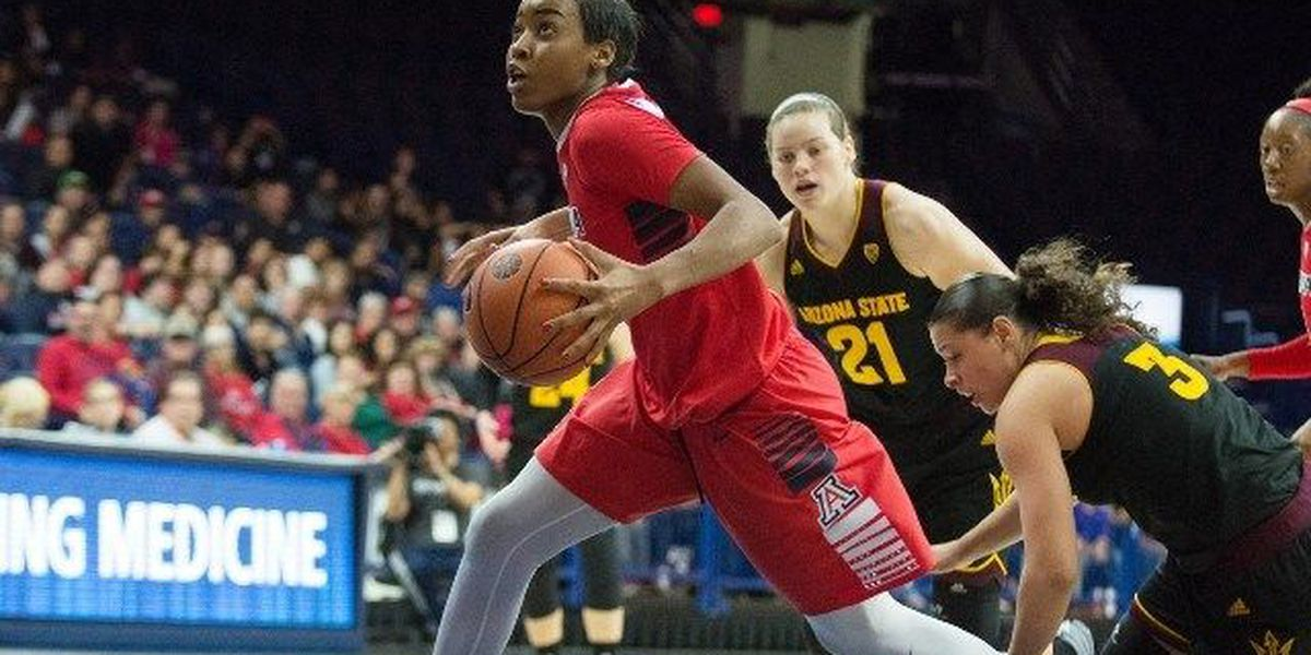 NCAAW: Arizona holds off Arizona State 62-58