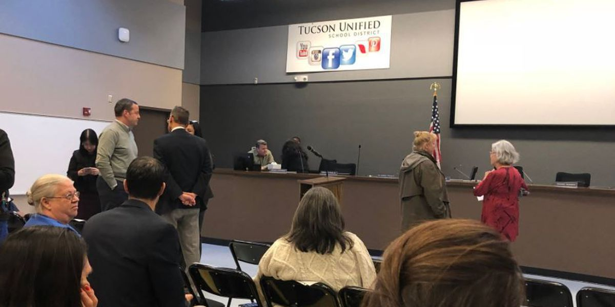 Public sounds off on proposed merger of Catalina, Rincon High Schools