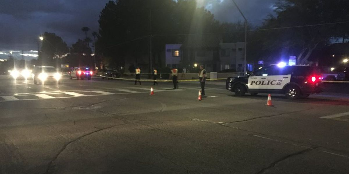 UPDATE: Westbound Pima back open after earlier crash involving a pedestrian