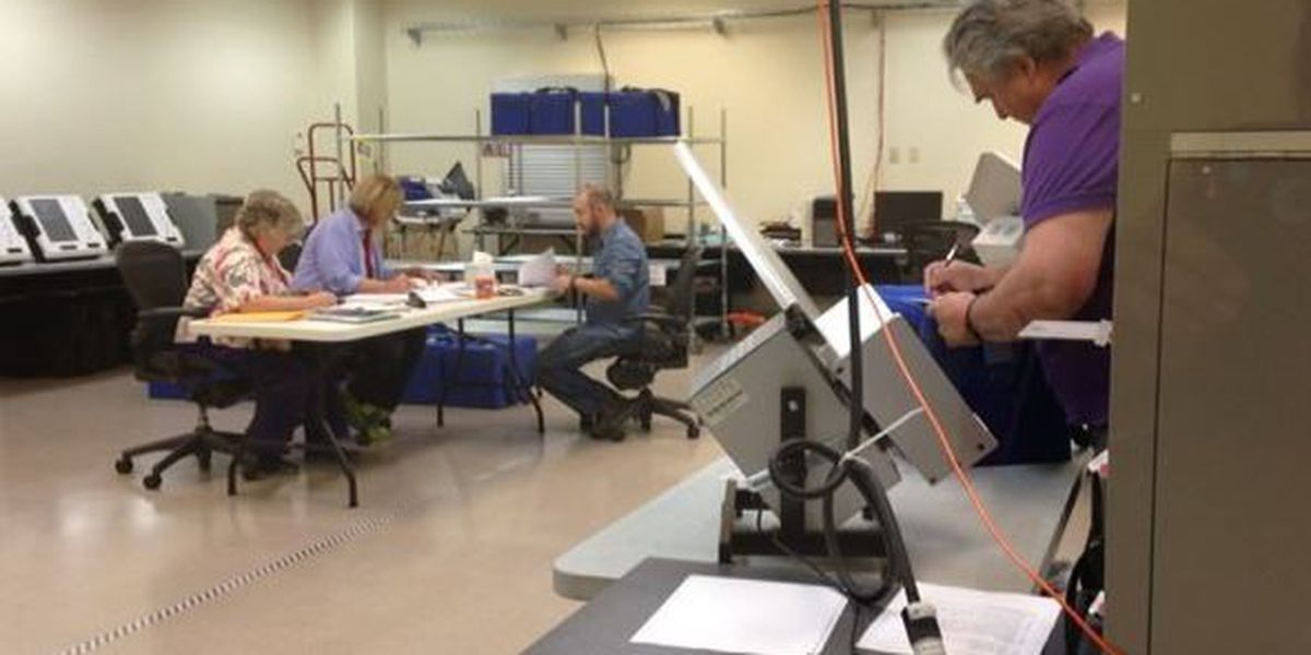 Protocol mistake forces second test of ballot counting equipment