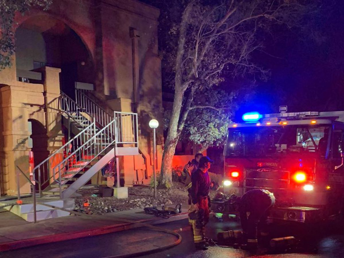 Fire damages east-side apartment