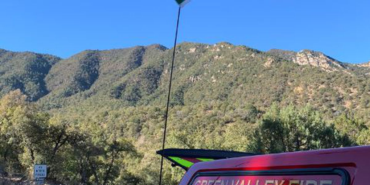 UPDATE: Man rescued from Madera Canyon in Border Patrol custody