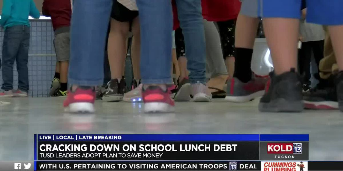 TUSD hopes to take a bite out of growing food debt