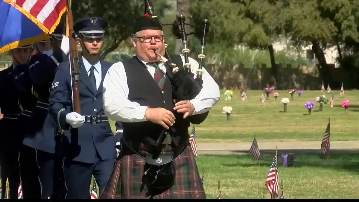Several Memorial Day services canceled as ceremonies move online