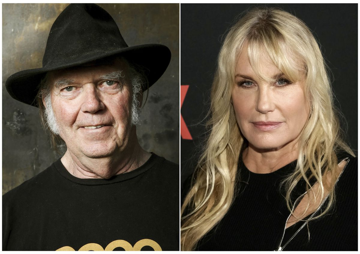 Tucson Gas Prices >> Neil Young acknowledges he and Daryl Hannah are married