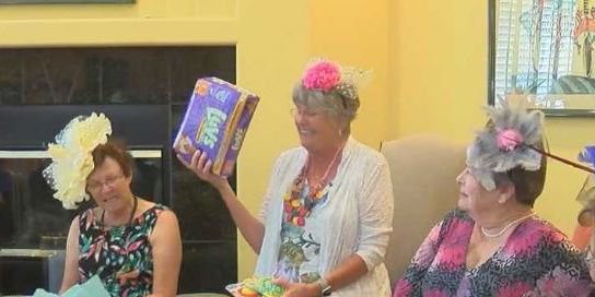 Royal baby shower helps mothers in Southern Arizona