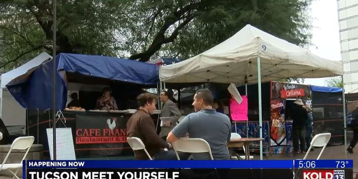 Food and culture took center stage at day one of Tucson Meet Yourself