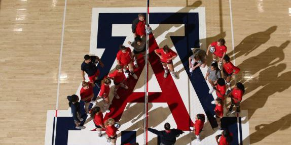 #23 Arizona Volleyball set to face Missouri in NCAA Tournament
